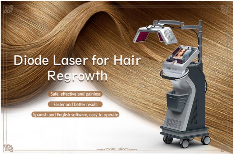máquina recrecimiento cabello láser diodo (1)