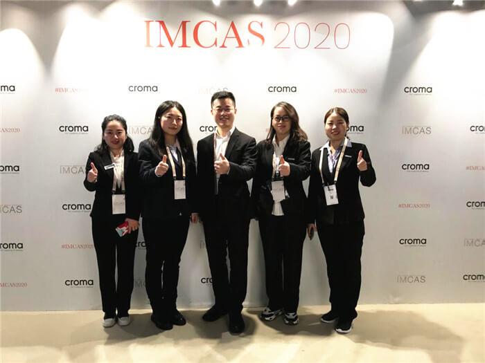 Mundial Anual IMCAS 2020